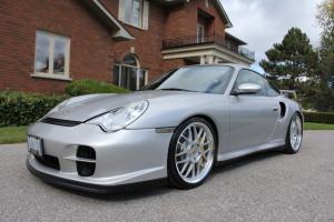 Porsche : 911 gt2