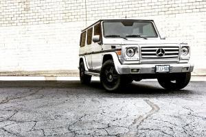 Mercedes-Benz : G-Class G500