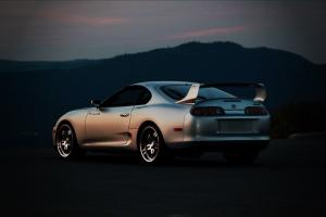 Toyota : Supra Turbo Targa