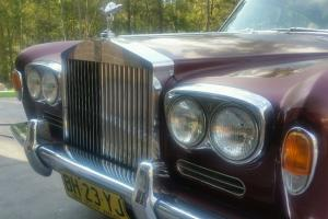 Rolls Royce Sliver Shadow 1969 With Sunroof in NSW