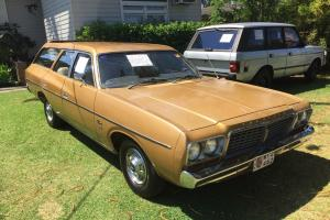 Chrysler Valiant 1977 4D Wagon Automatic 4L Carb Seats in NSW
