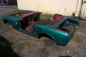 Honda S600 Body AND Chassis Good Restoration in QLD