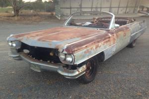 1964 Cadillac Convertible Project CAR RAT ROD Classic