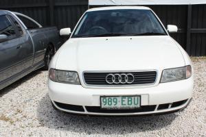 Audi A4 2 6 1997 4D Sedan Automatic 2 6L Multi Point F INJ Seats