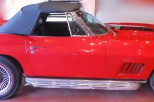 Chevrolet : Corvette Stingray Convertible