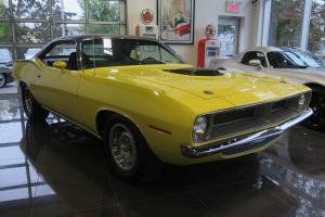 Plymouth : Barracuda CUDA 440 SIX PACK V CODE