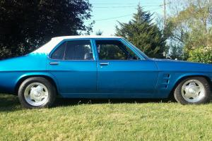 HQ Holden Kingswood Monaro 350 Chev Auto AS NEW Photo