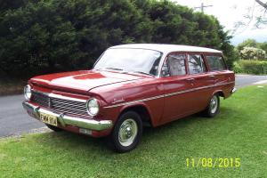 1964 EH Holden Station Wagon in NSW