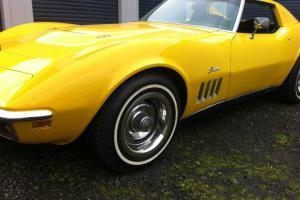Corvette Coupe 1969