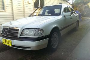 Mercedes Benz C200 Classic 1996 4D Sedan Automatic 2L Multi Point F INJ in NSW