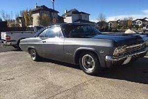 Chevrolet : Impala SS