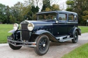 1930 Hudson Super Eight Saloon by Johnson & Smith