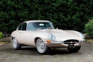 1963 Jaguar E-Type Series I Fixedhead Coupé