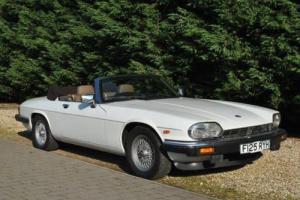 1988 Jaguar XJS Convertible Photo