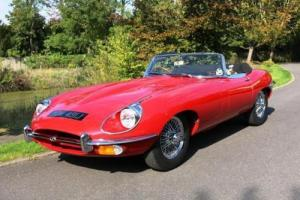 1970 Jaguar E-Type Series II Roadster Photo
