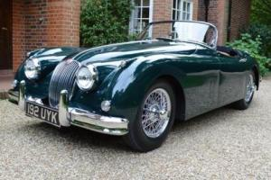 1958 Jaguar XK150S Roadster (3.4 litre) Photo
