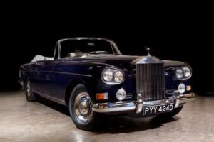 1966 Rolls-Royce Silver Cloud III Drophead Coupé