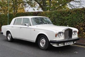 1979 Rolls-Royce Silver Shadow II