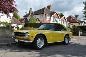 1975 Triumph TR6 Photo