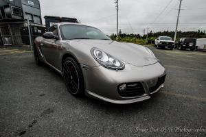 Porsche : Cayman S Sport Design Package