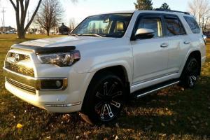 Toyota : 4Runner Limited Sport Utility 4-Door