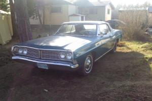 Ford : Galaxie blue