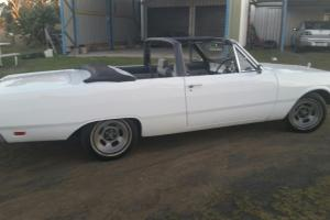 1969 Valiant Convertible in QLD
