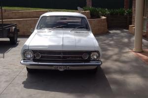 Holden Special (1967) 4D Sedan Manual (3L - Carb) Seats