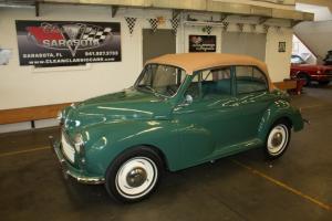 1964 Morris Minor 1000