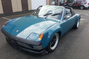Porsche : 914 Targa