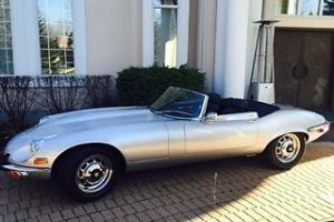 Jaguar : E-Type Photo