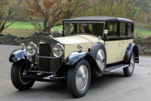 1930 Rolls-Royce Phantom II Limousine de Ville 26XJ Photo