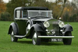 1933 Rolls Royce Phantom II Continental