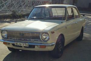 KE10 KE11 Corolla CA18DET Turbo