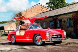1955 Mercedes-Benz 300SL 'Gullwing'