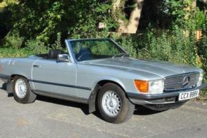 1980 Mercedes-Benz 450SL Roadster