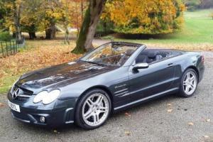2006 Mercedes-Benz SL 55 AMG F1 Performance Package