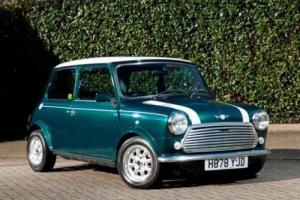 1990 Mini Cooper S (Rover Special Projects)