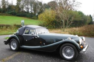 Morgan Plus 4 TwinCam 2 seater