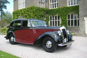 Daimler Consort 1951