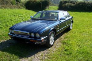 Daimler Six 4.0litre SWB (Jaguar X300) XJ6