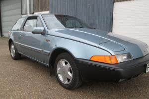 1989 Volvo 480 ES..AMAZING genuine 27,000 miles from new, 1 owner from new.