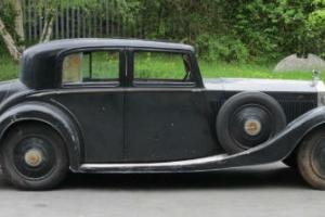 1935 Rolls-Royce 20/25 Freestone
