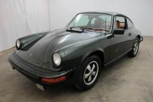 Porsche 911s 1977 excellent restoration project