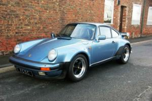 1986 Porsche 911 Carrera 3.2 Supersport (SSE) Very rare RHD Photo
