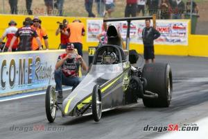 Drag CAR Dragster 4 Link in VIC Photo