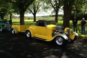 1928 Ford Roadster Hotrod