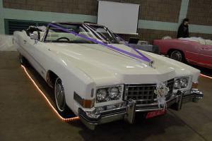 1973 Cadillac Eldorado Convertible in QLD
