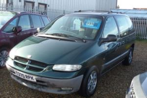 1999 American Classic Chrysler Voyager 3.3 auto LE Photo