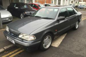 1992 Ford Granada Scorpio 2.9 24v Cosworth - SAME OWNER FROM 6 MONTHS OLD !!!!
